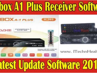 Skybox A1 Plus Receiver Latest Software Download
