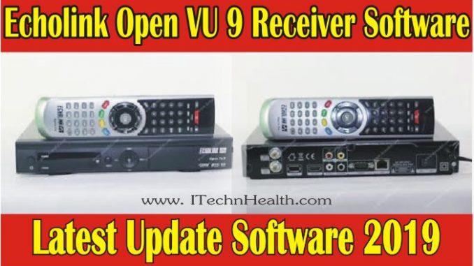 Echolink Open VU 9 Receiver Latest Software