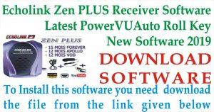 Latest Echolink Zen Plus Receiver New Software