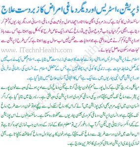 Depression Treatment In Islam