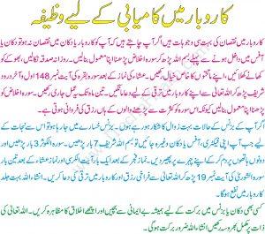 Karobar Mein Barkat Ki Surat