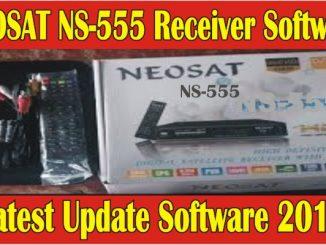 NEOSAT NS-555 Receiver Latest Software