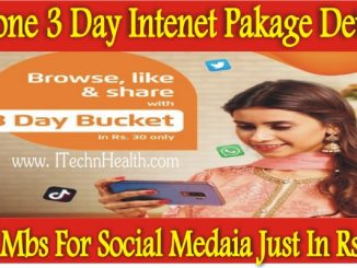 Ufone Internet Packages Detail 3 Day Internet Package Subscribe Code