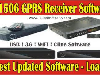 1506 GPRS Receiver Latest Software