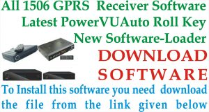 1506 GPRS Receiver Latest Software USB-3G-WIFI and Cline