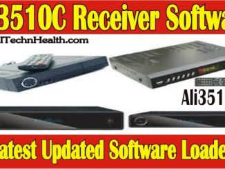 Ali3510C Receiver New Software
