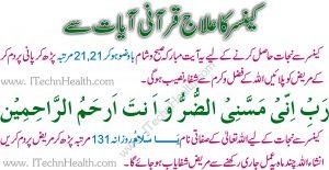 Cancer Ka Ilaj In Quran