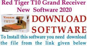 Red Tiger T10 Grand new software 2020