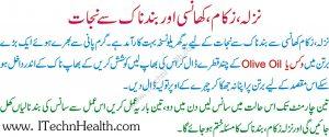 Treatment Of Nazla Zukam Khansi