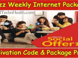 Jazz Weekly Internet Social Package for Facebook, Whatsapp & IMO