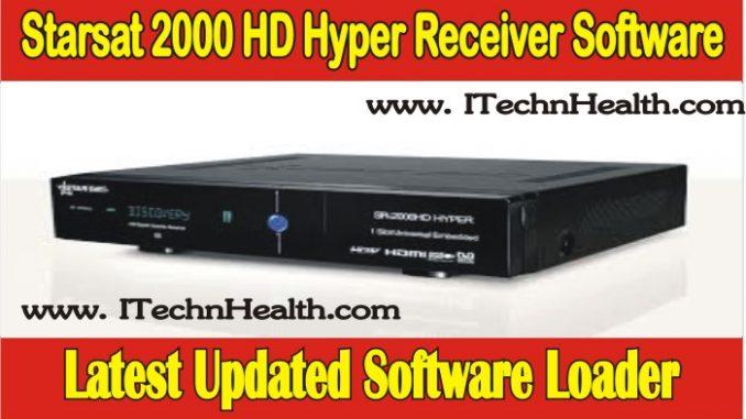 Starsat 2000 HD Hyper Receiver Software Latest Update
