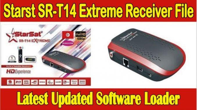 Starsat SR-T14 Extreme Receiver Software