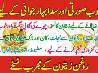 Zaitoon Khane Aur zaitoon Ka Tail Peene Ke Fayde In Urdu