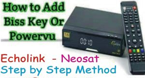 how to find biss key of any channel
