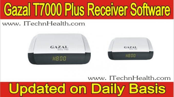 Gazal Receivers T7000 Plus Software Download