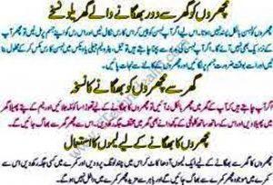 Machar Khatam Karne Ka Tarika In Urdu