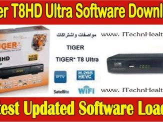 Tiger T8HD Ultra Software Download