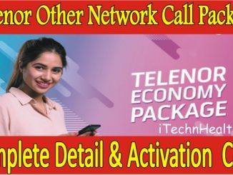 telenor other network call package