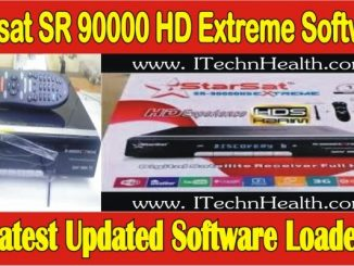 Starsat SR 90000 HD Extreme Software Loader