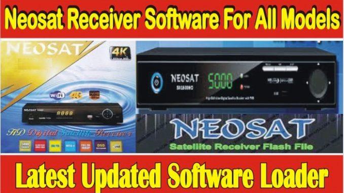 Neosat Receiver Software For All Models- Dish Receiver Software