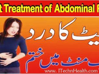 Fast Treatment of Abdominal Pain, Pait Dard Ka Ilaj