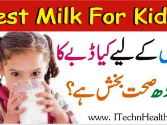 Which Is The Best Milk For Children, Milk For Kids