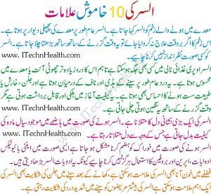 Ulcer Symptoms