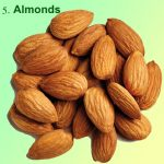 Almonds for eyesight